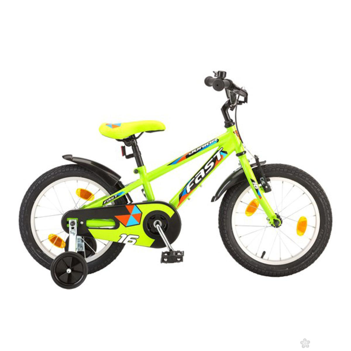 Bicikl dečji alpina fast boy 16 BIC-7311