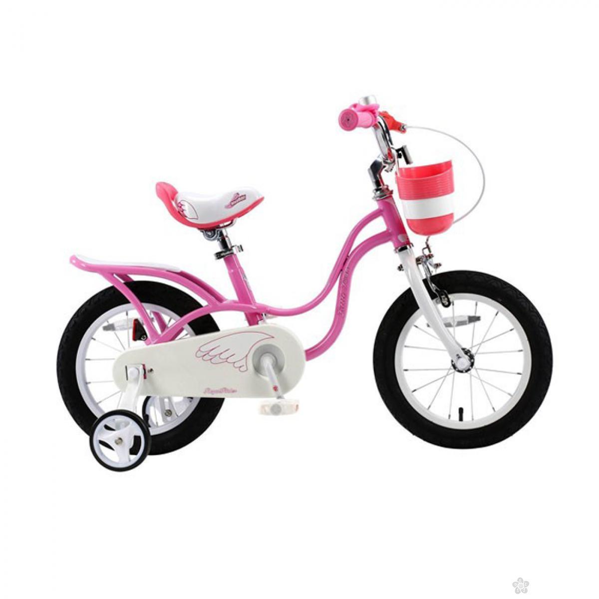Bicikl dečji Royal Baby Little Swan BIC-RB18-16-P
