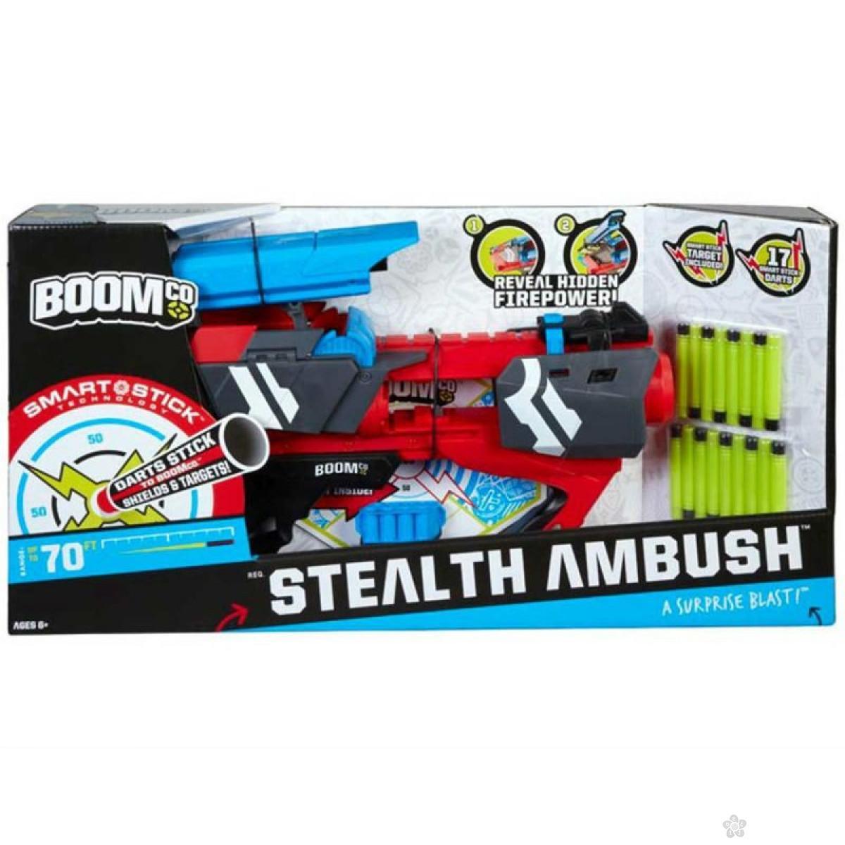 Boom puška, CBP42