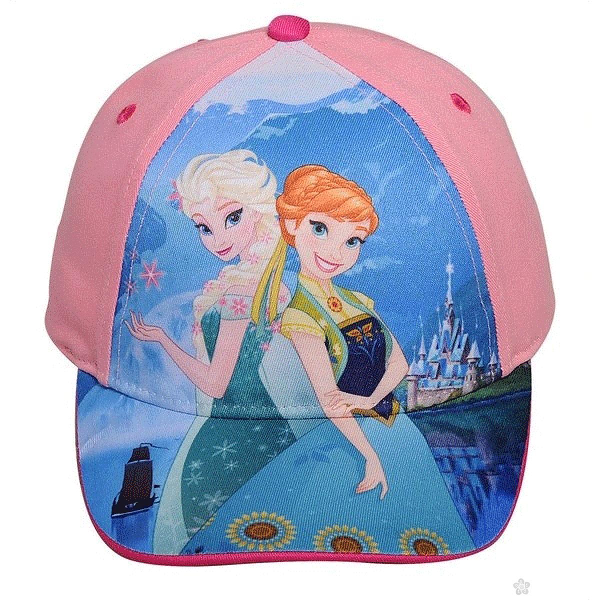 Kačket za devojčice Frozen D10120