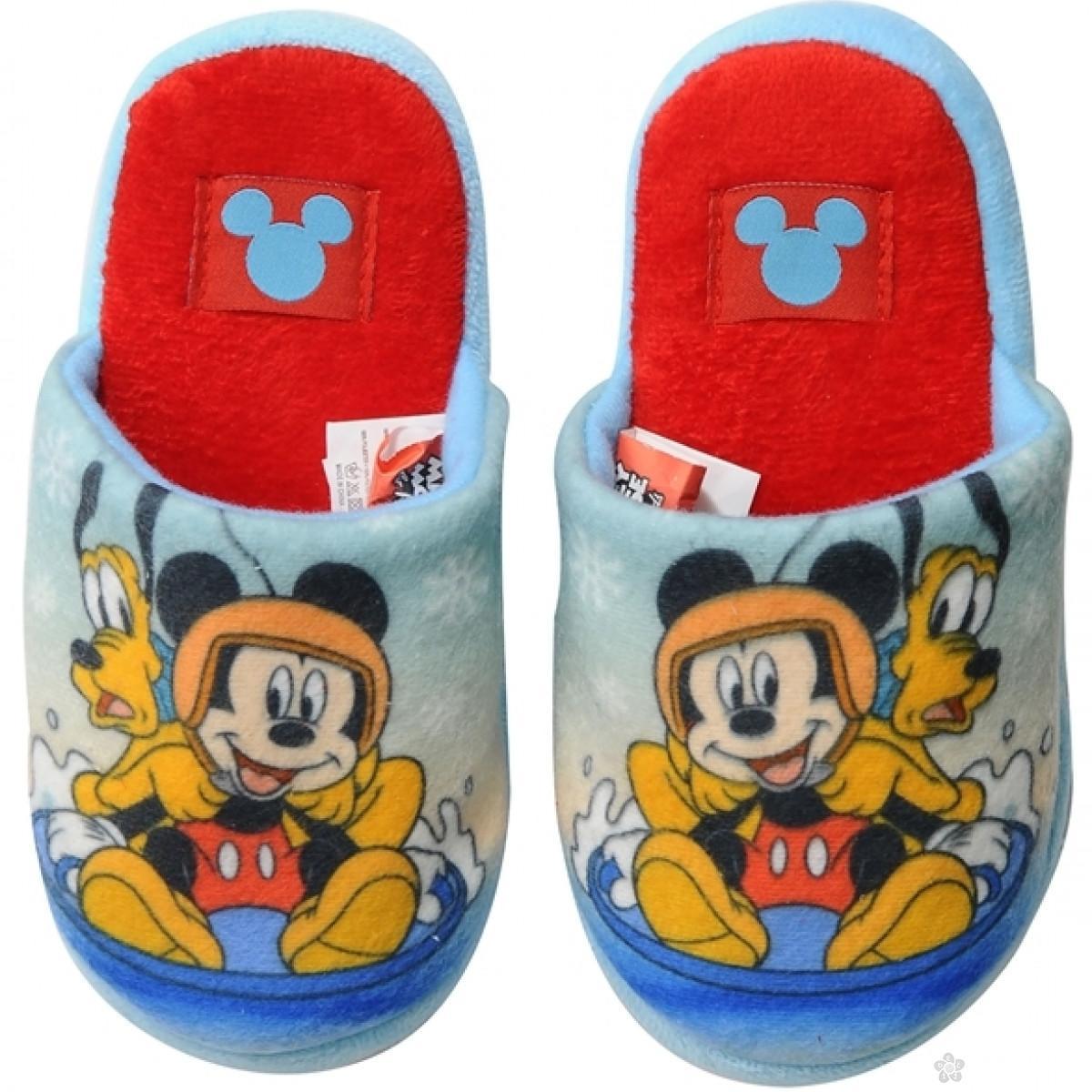 Papuče Mickey D61101 crvene