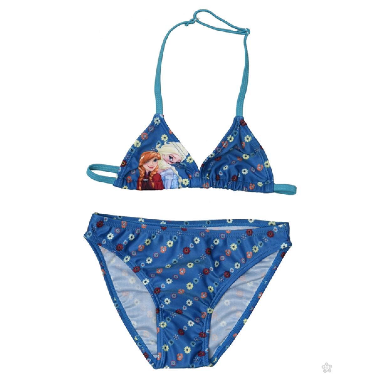 Dvodelni kupaći za devojčice - bikini Frozen, D94229