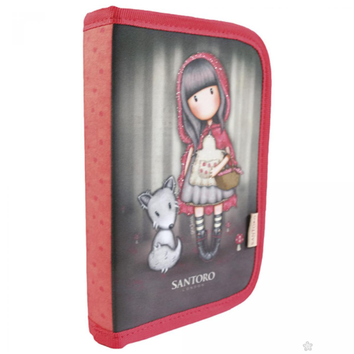 Gorjuss pernica puna 1zip Little Red Riding Hood G4393028