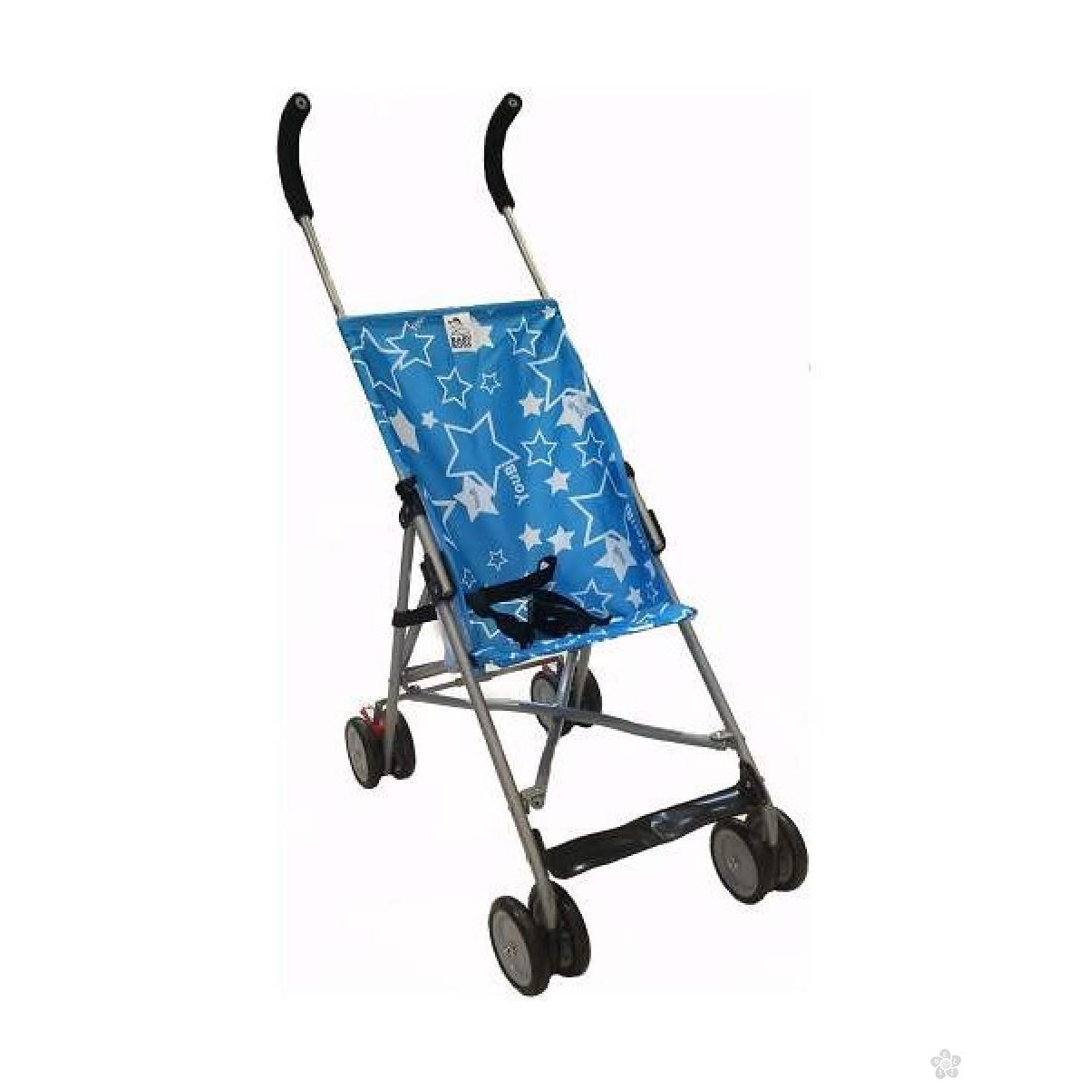 Kišobran kolica Little Stars Blue, H208BLUE
