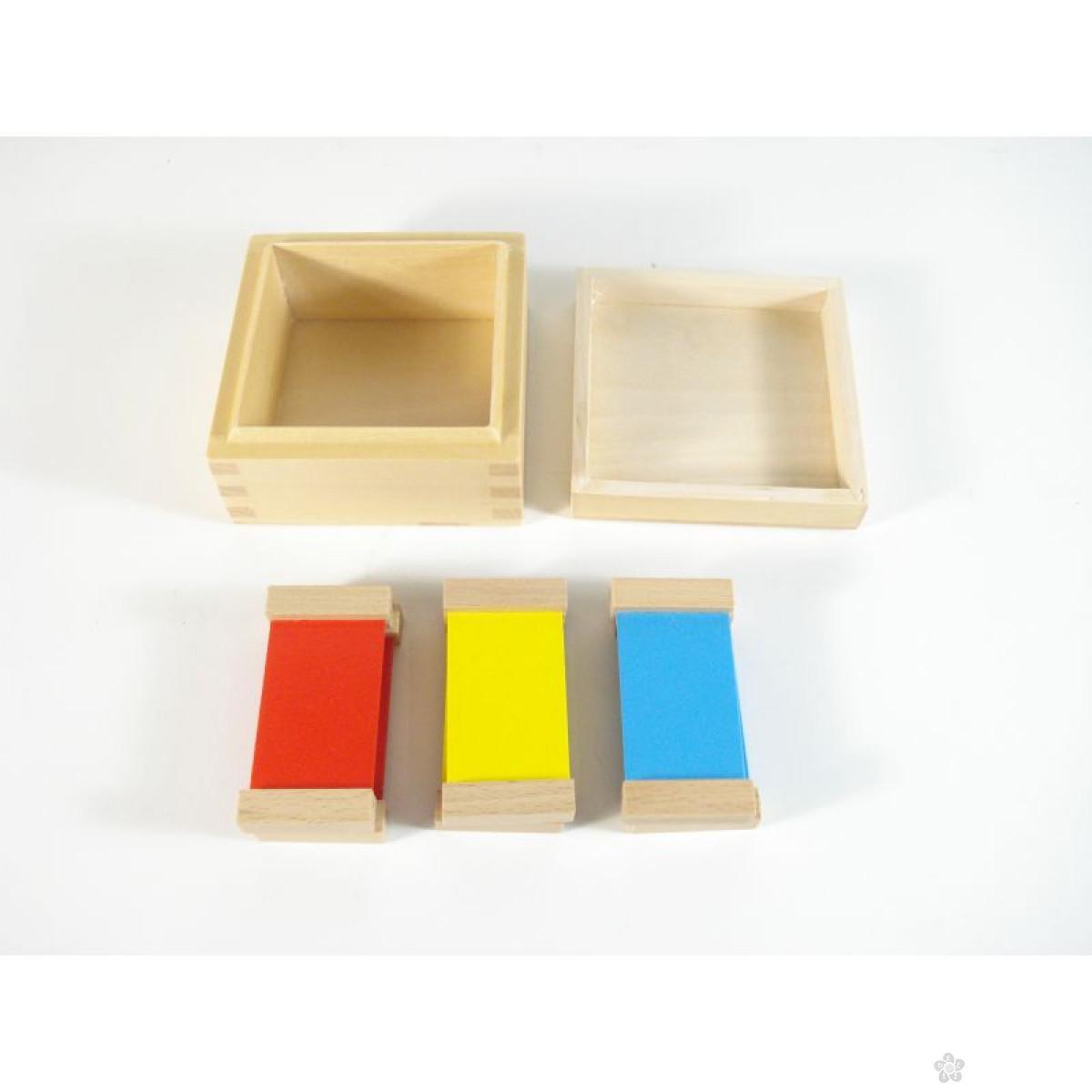 Montesori drvene ploče, HTS0004