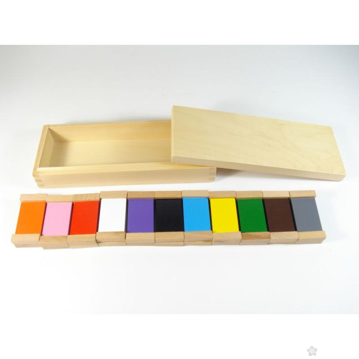 Montesori drvene ploče, HTS0005