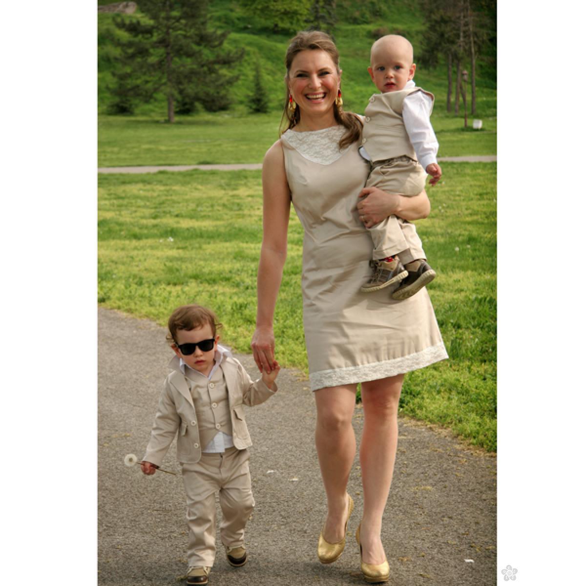 Svečani sako za male dečake