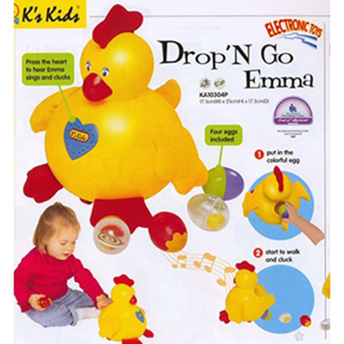 Igračka koka Ema Ks Kids, KA10304