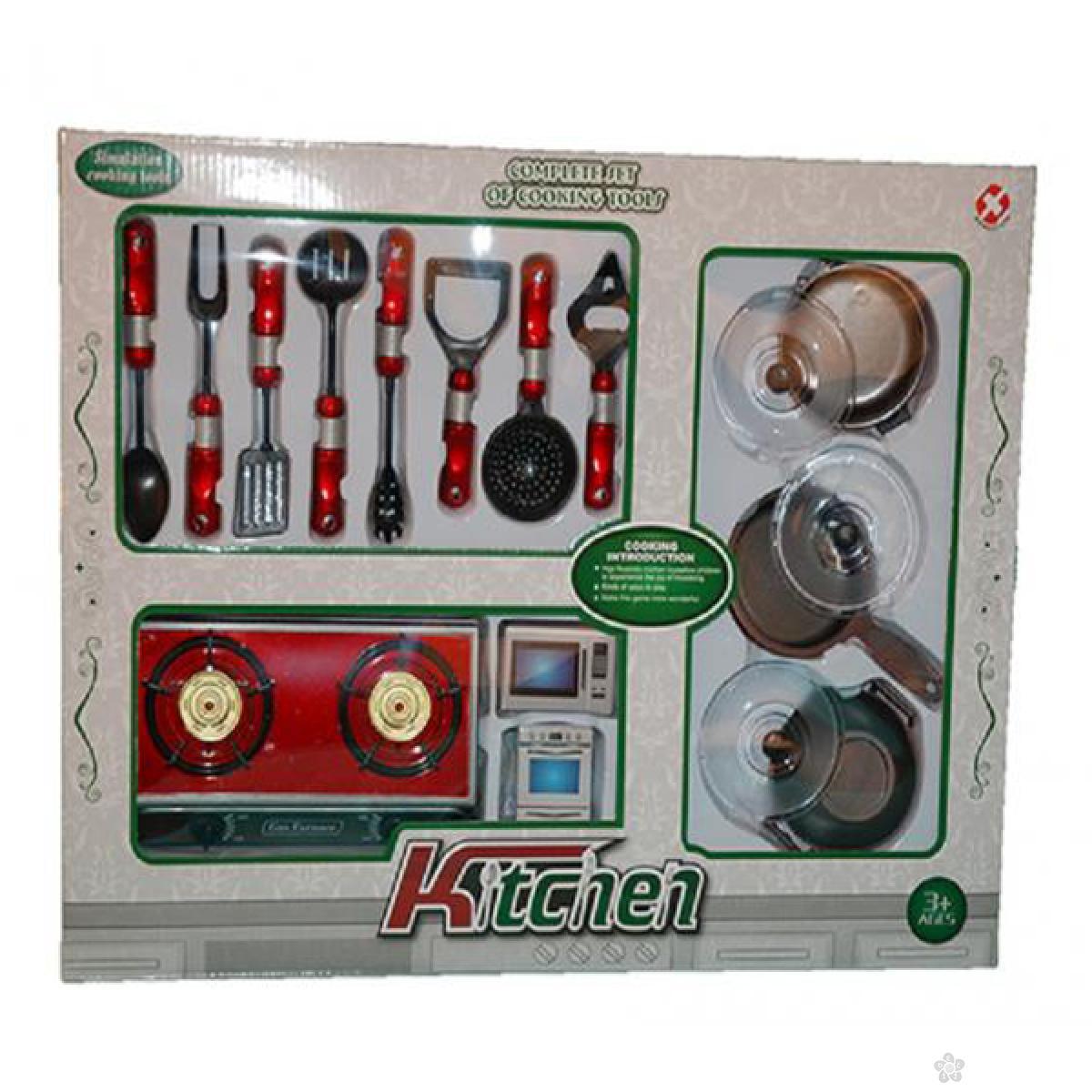 Set za kuvanje M3329