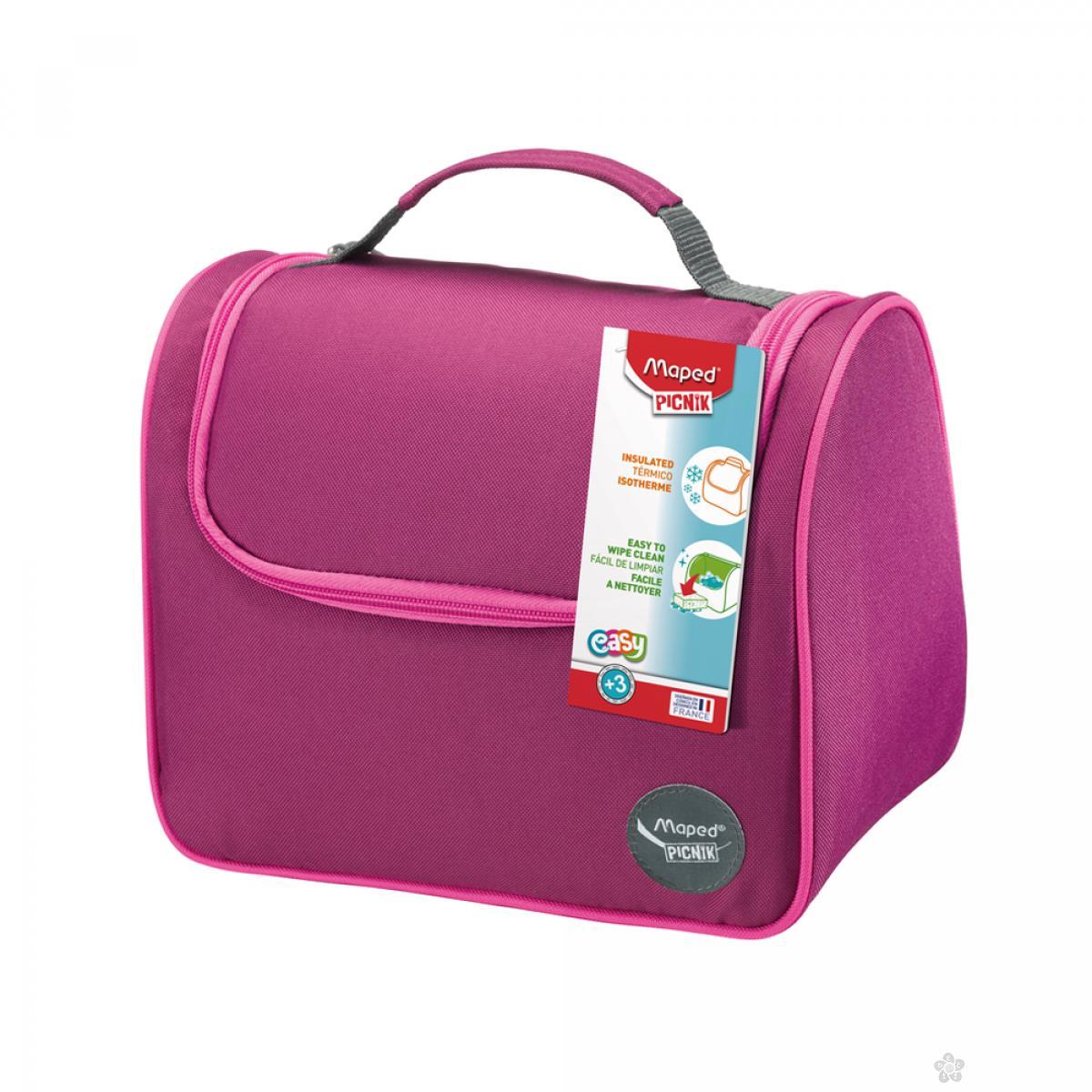 Maped termo torba za hranu Origin pink M872101