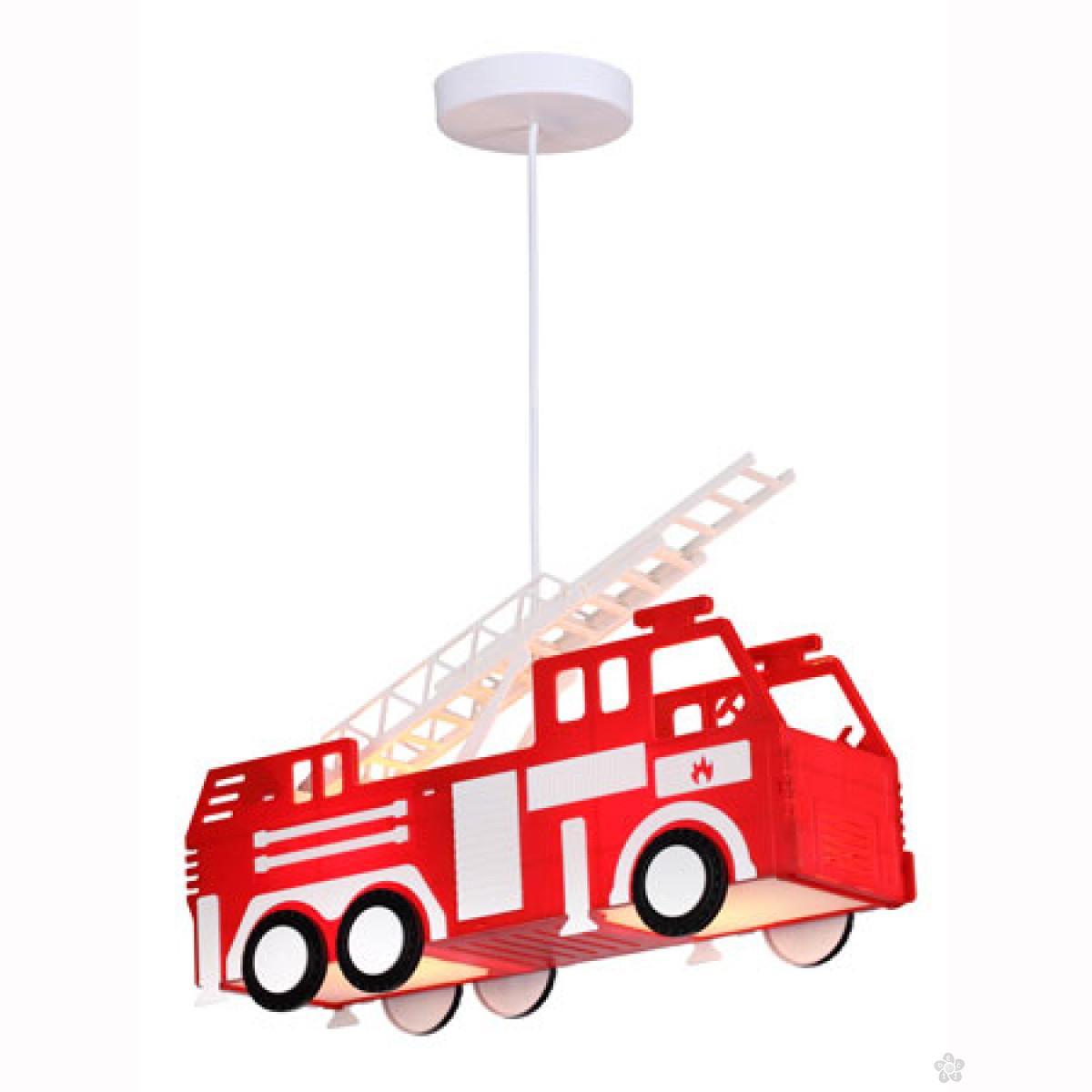 Visilica vatrogasno vozilo MD16023-2A