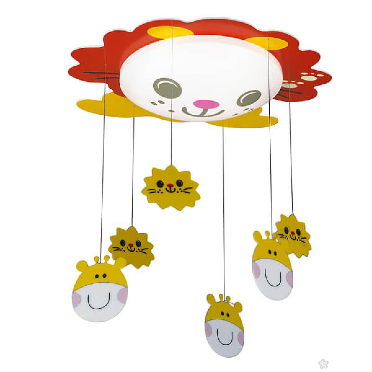 Plafonska svetiljka - kravica