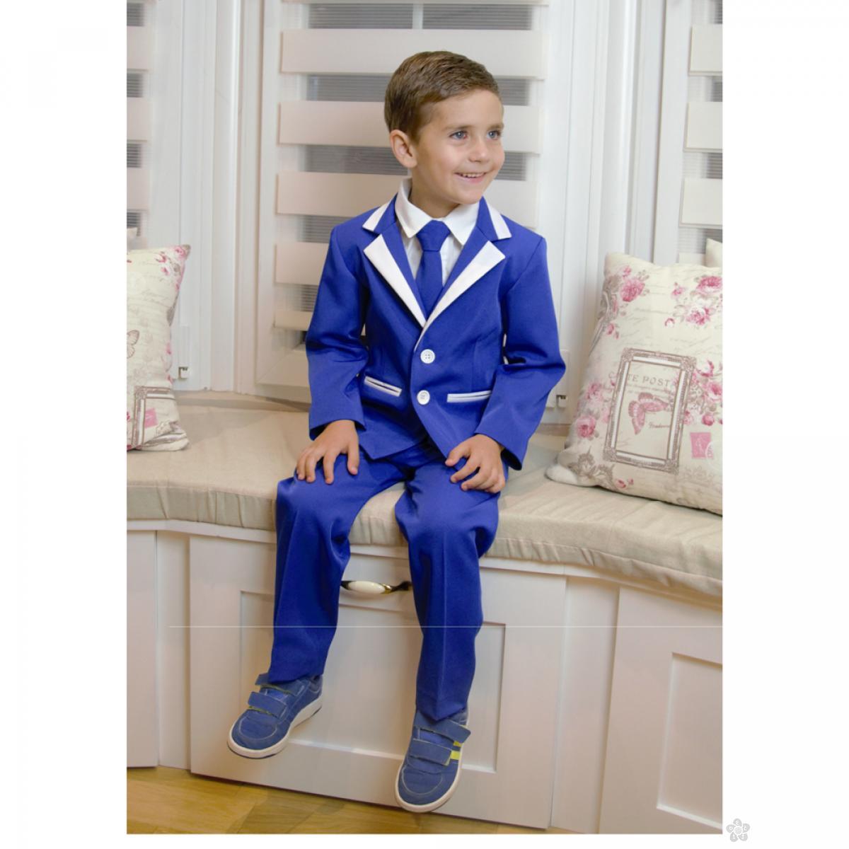 Svečano odelo - Marko royal plavo