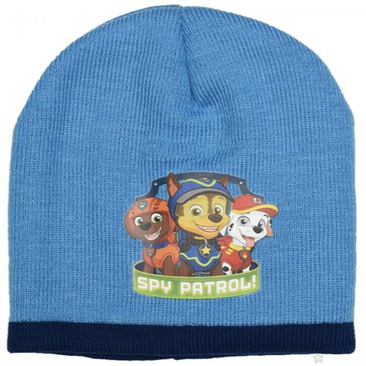 Kapa za dečake Paw Patrol PT02007-svetlo plava