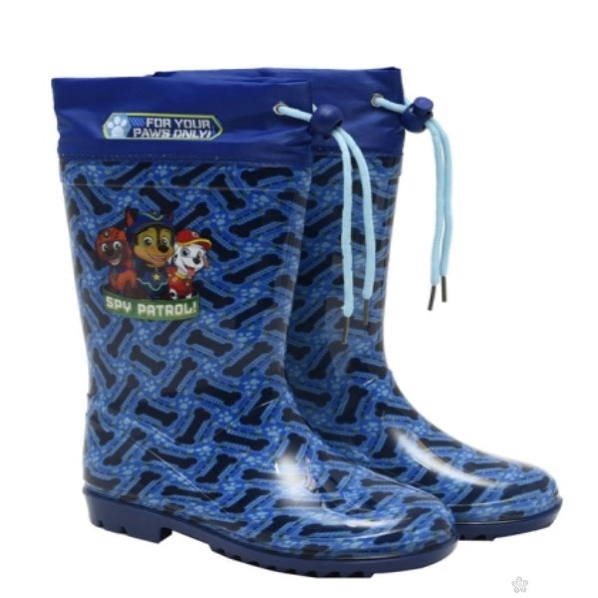 Dečje čizme Paw Patrol, PT61703-plave