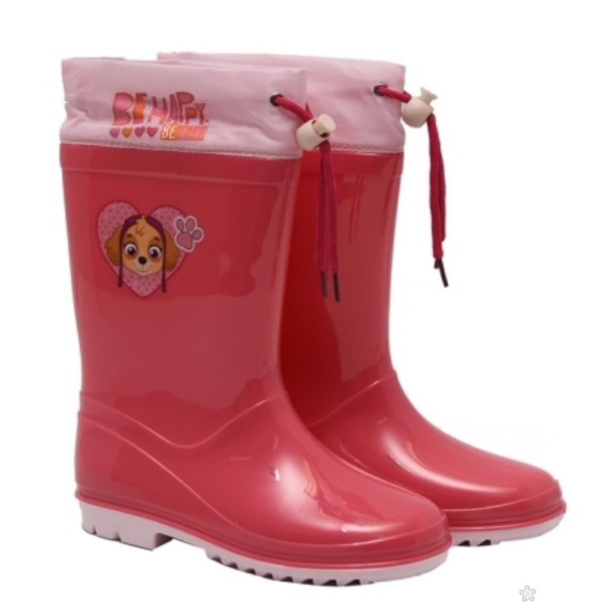 Dečje čizme Paw Patrol, PT61704-roze