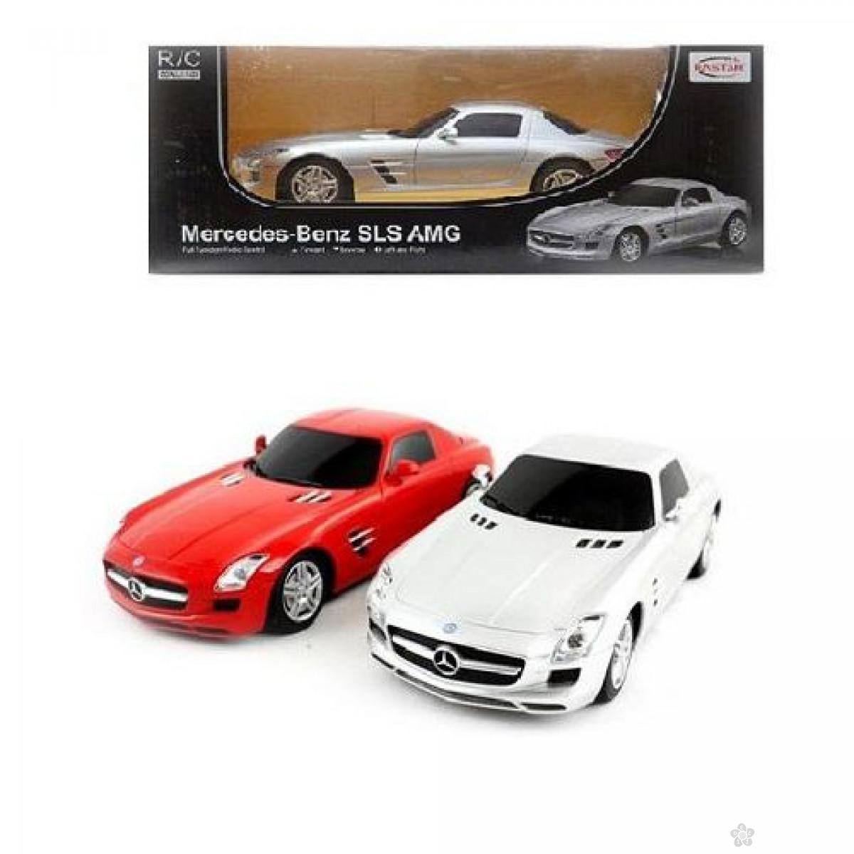Rastar R/C Mercedes Benz SLS AMG 1:24, R40100