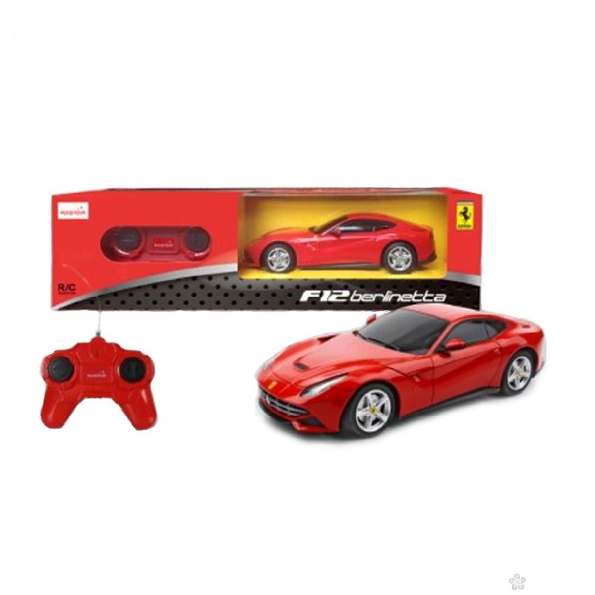 Rastar R/C Ferrari Berlinetta, R48100