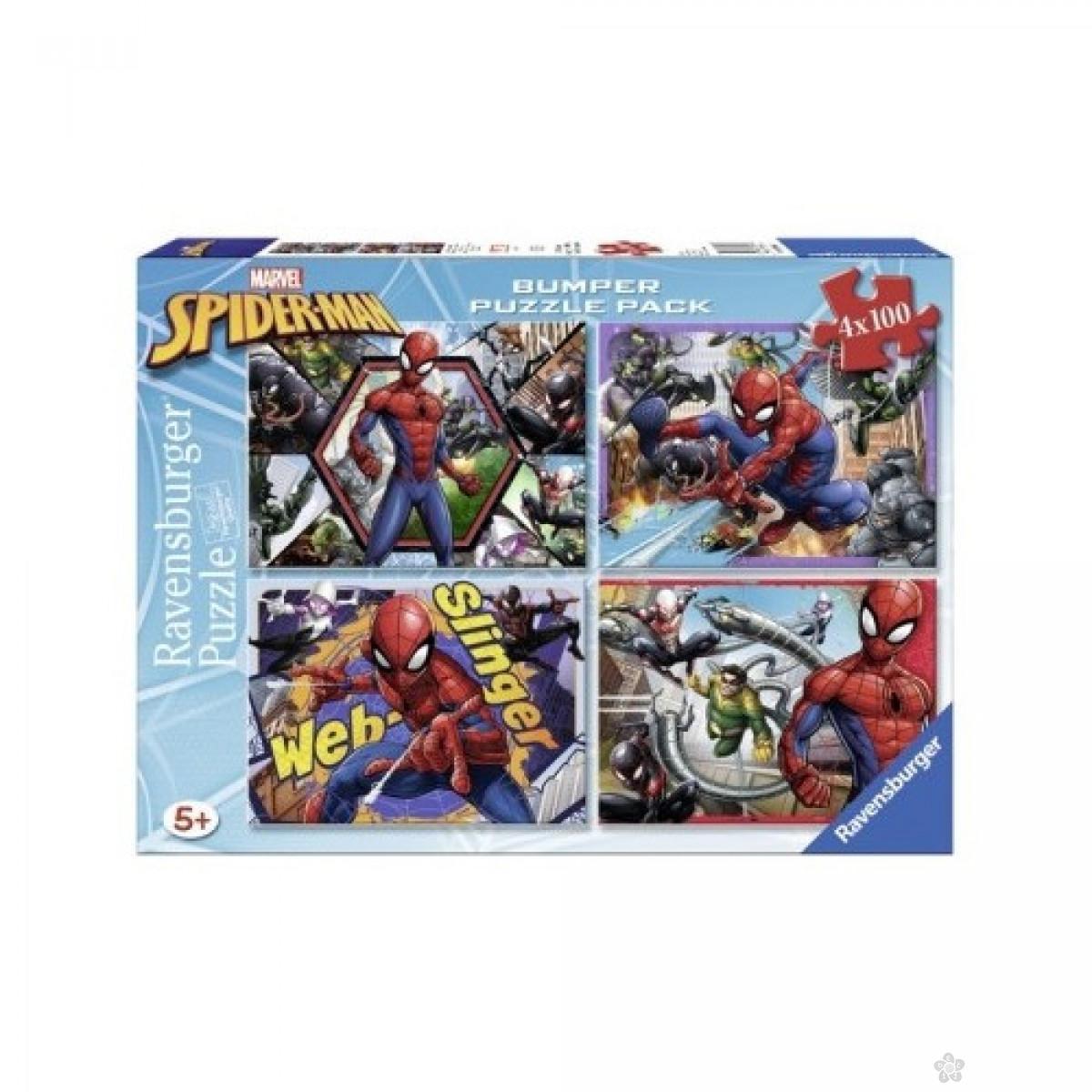 Ravensburger puzzle (slagalice) - Spiderman, RA06914