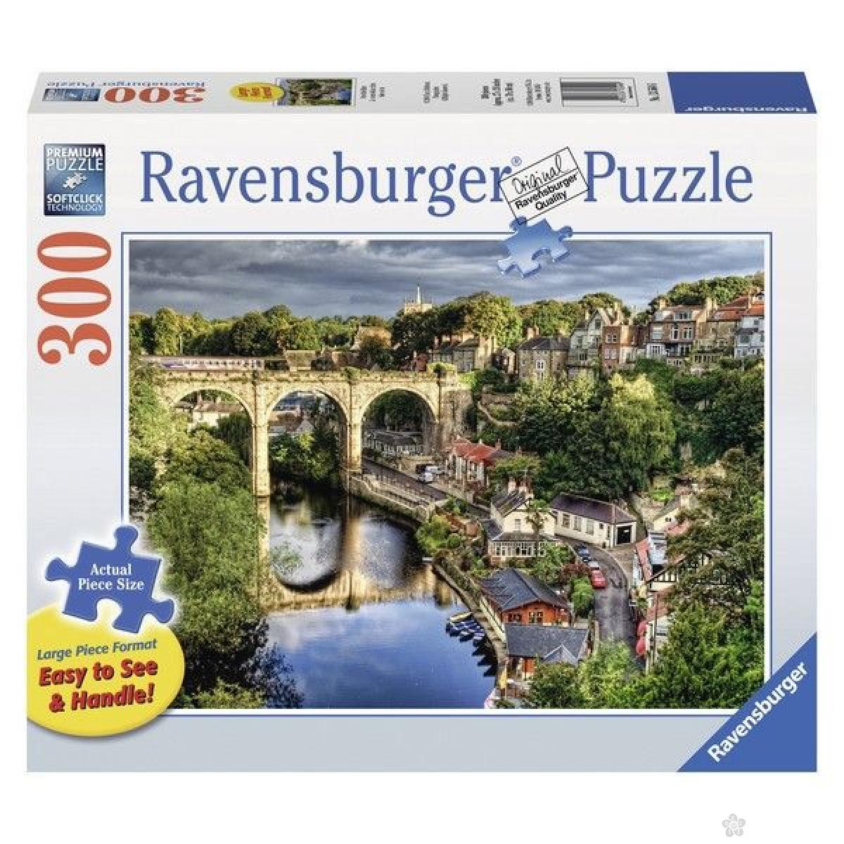 Ravensburger puzzle (slagalice) - Pogled na reku RA13564