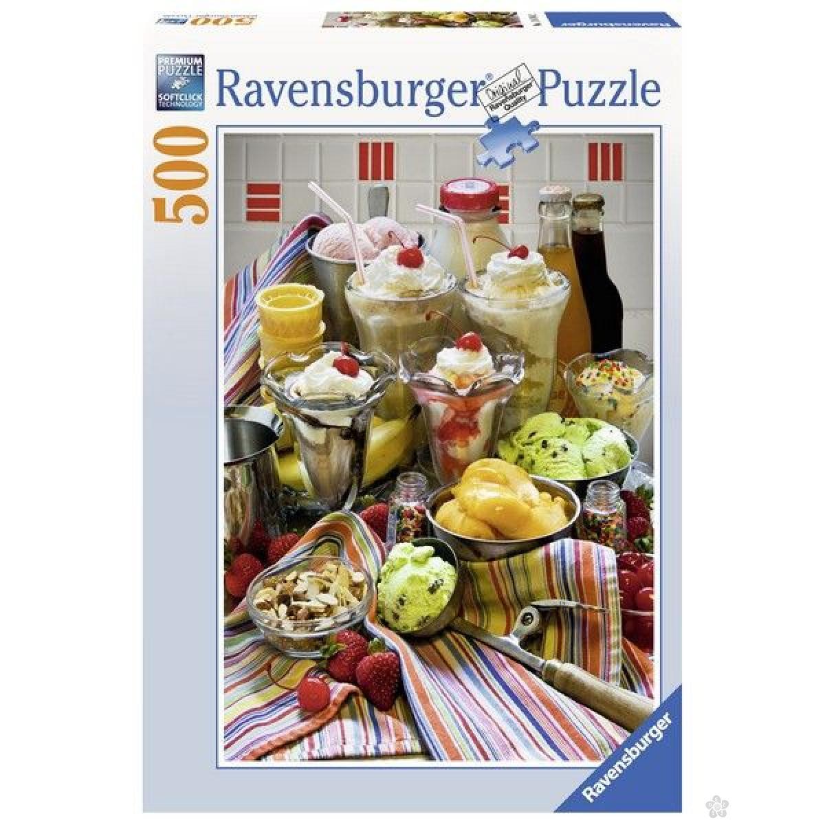 Ravensburger puzzle (slagalice) - Dezerti RA14114