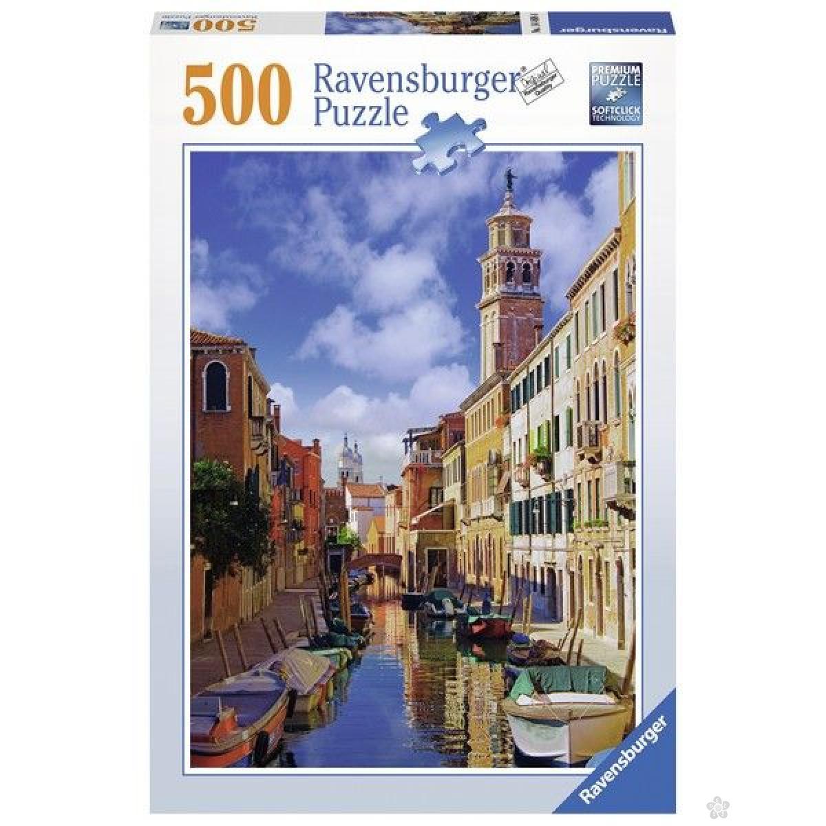 Ravensburger puzzle (slagalice) - Venecija RA14488