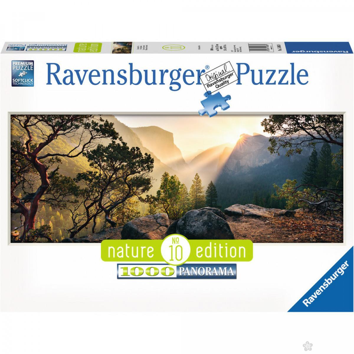 Ravensburger puzzle (slagalice) - Yosemite Park, RA15083