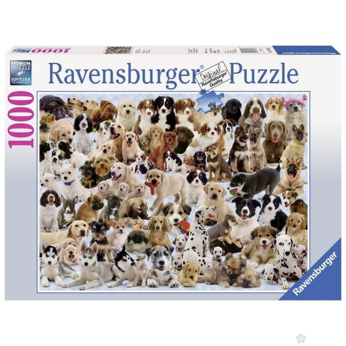 Ravensburger puzzle (slagalice) - Katalog pasa RA15633