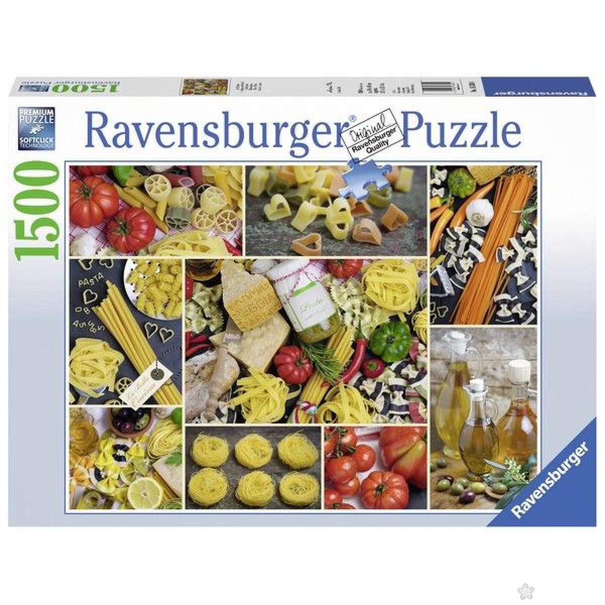 Ravensburger puzzle (slagalice) - Paste RA16330