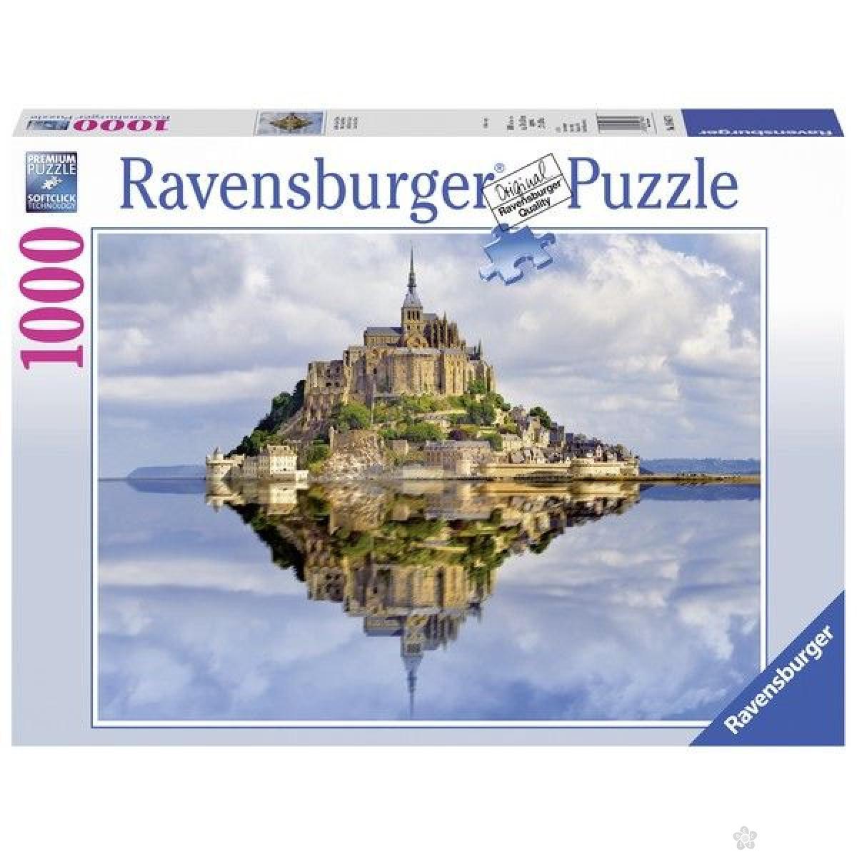 Ravensburger puzzle (slagalice) -  Ostrvo RA19647