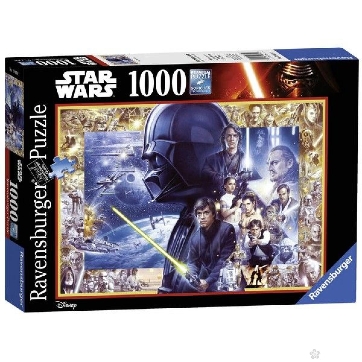 Ravensburger puzzle (slagalice) -  Star Wars RA19669