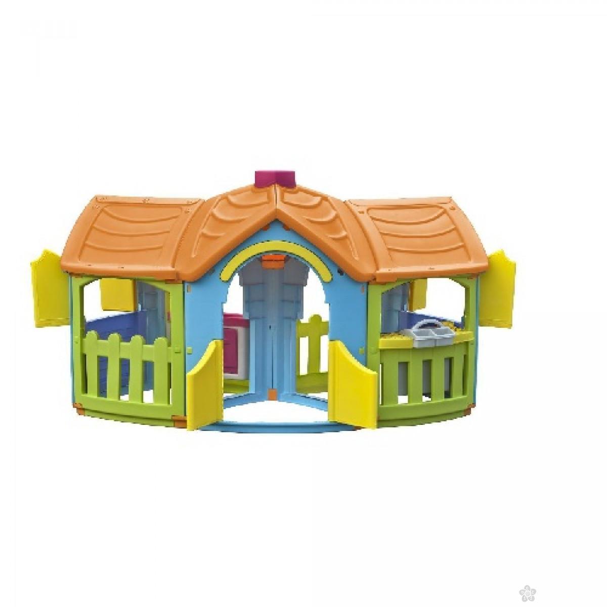 Kućica Vila S666-001