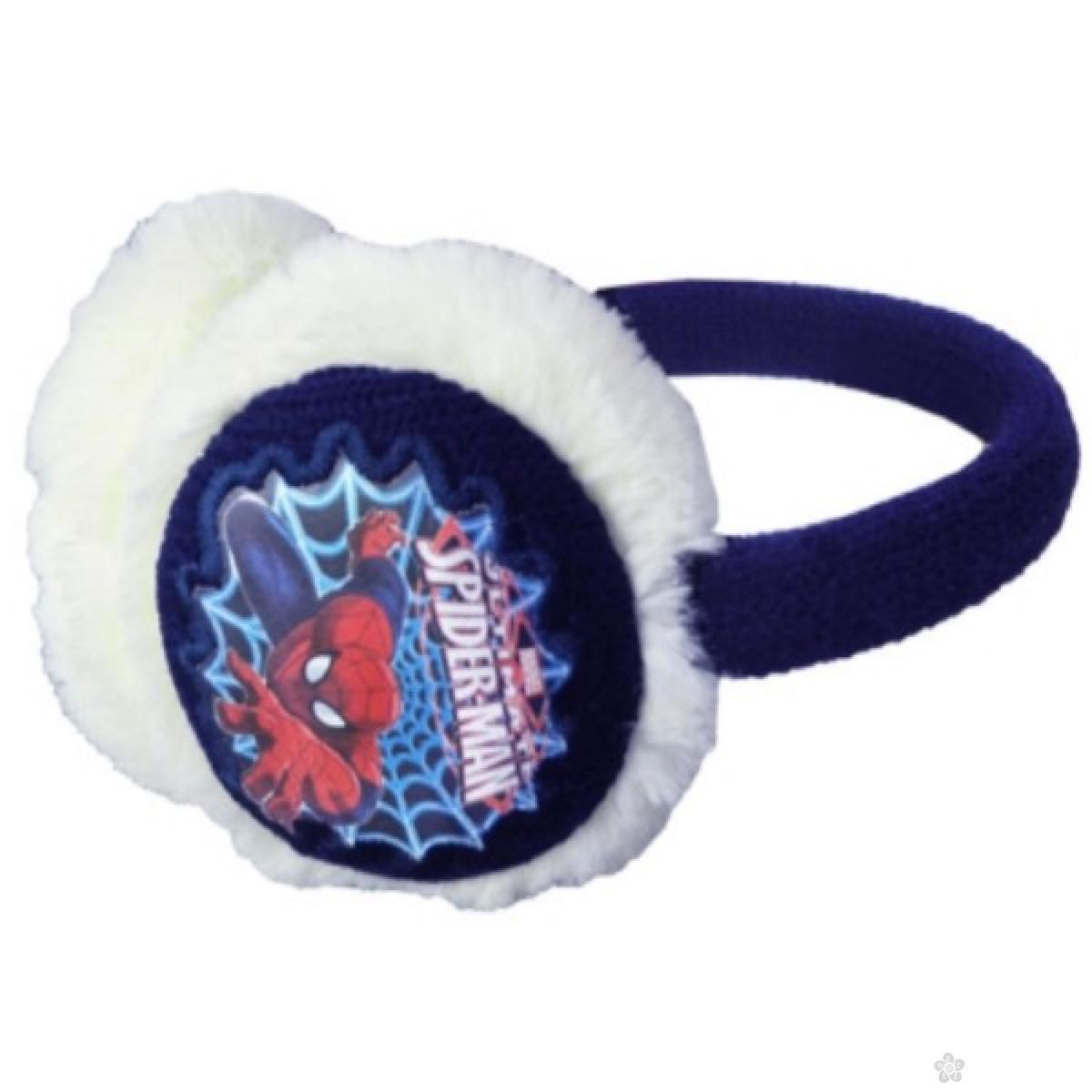 Dečiji štitnici za uši Spidrman S90601, plava