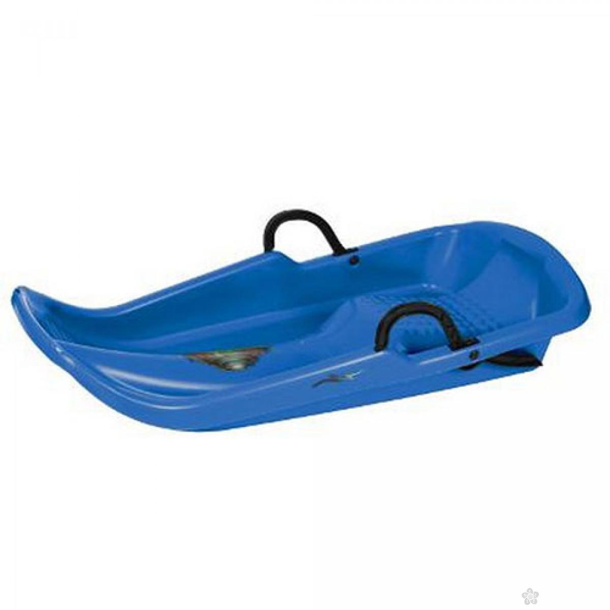 Sanke Plastkon Twister blue
