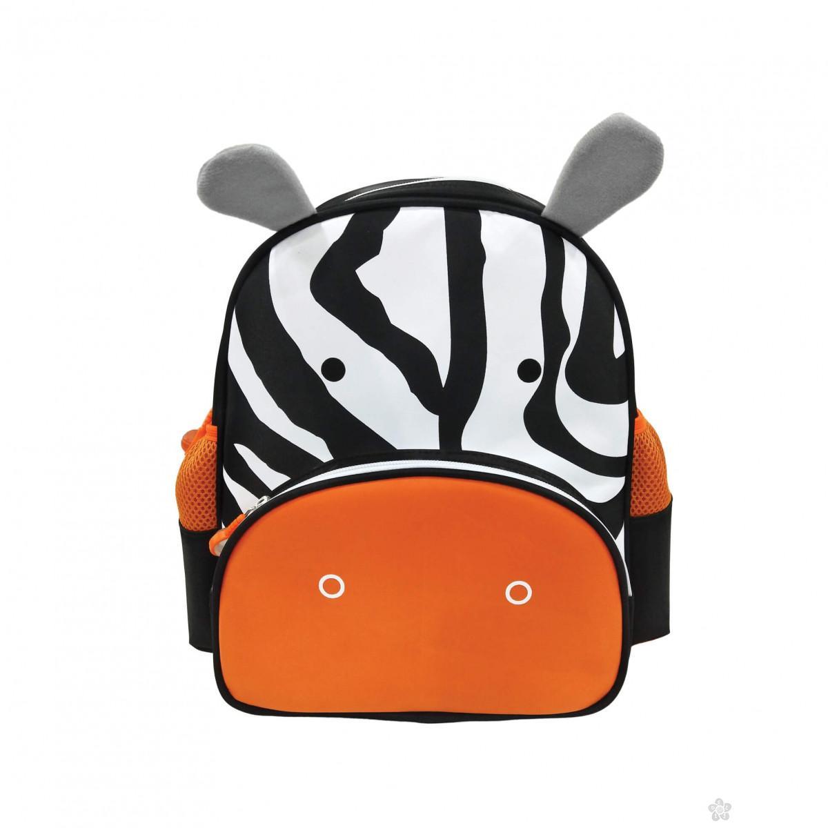 Ranac za vrtić S-cool Zebra, SC589