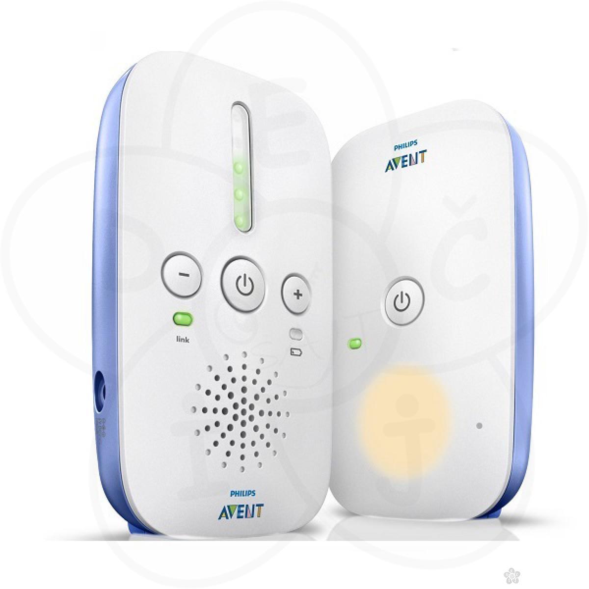 Alarm za Bebe Baby Monitor Dect SCD501/00