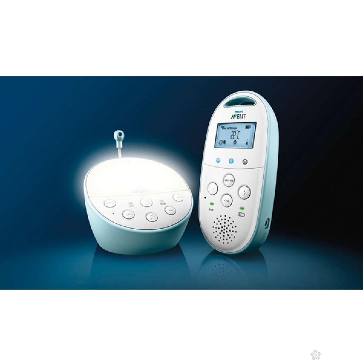 Alarm za Bebe Dect Baby Monitor SCD560/00