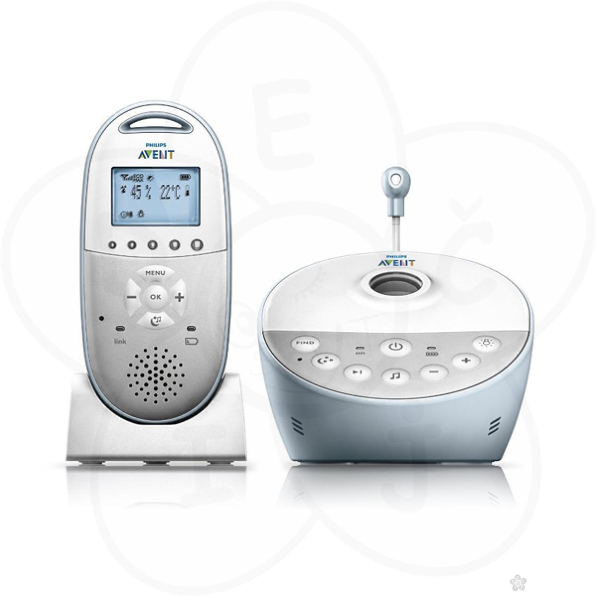Alarm za Bebe Dect Baby Monitor SCD580/00