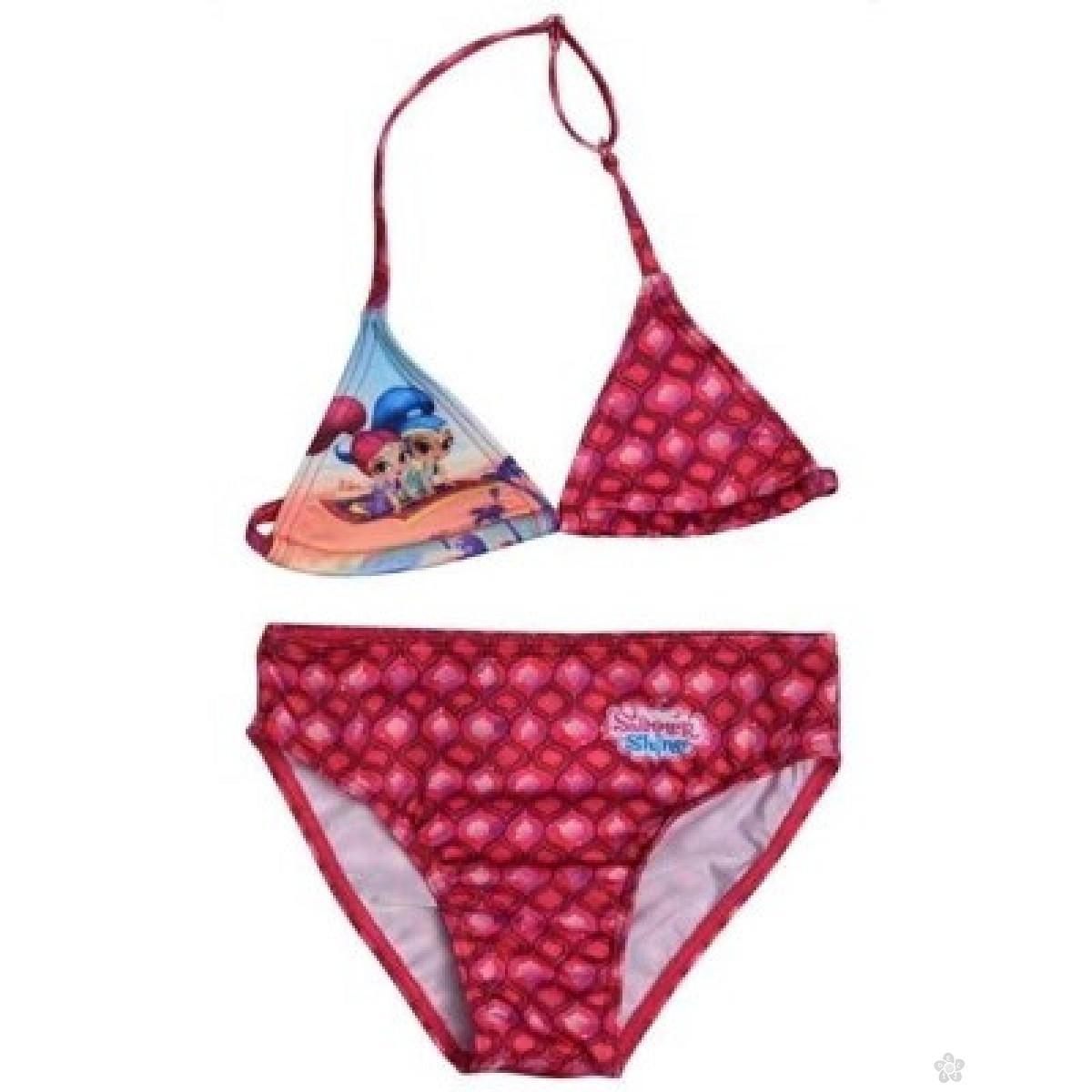 Dvodelni kupaći za devojčice Stamion Shimmer & Shine, SI92003