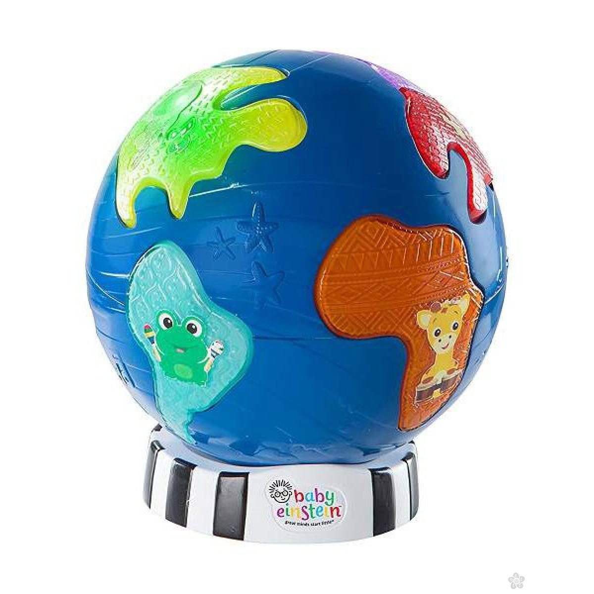 Muzička Igračka / Noćno Svetlo Discovery Globe, SKU11175