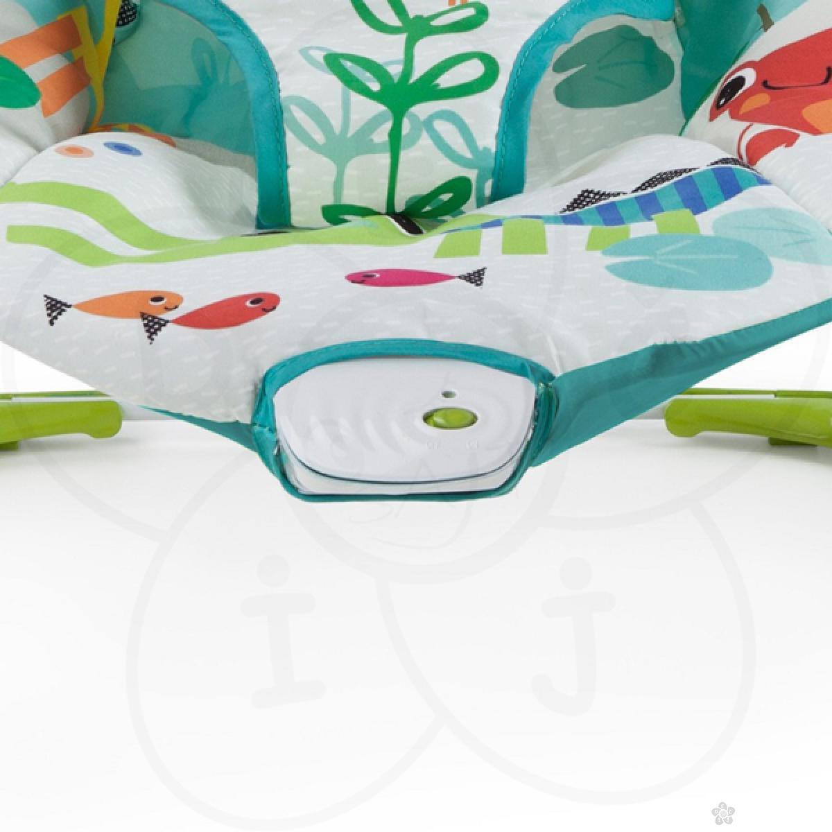Ležaljka Kids II Jungle Stream SKU60700