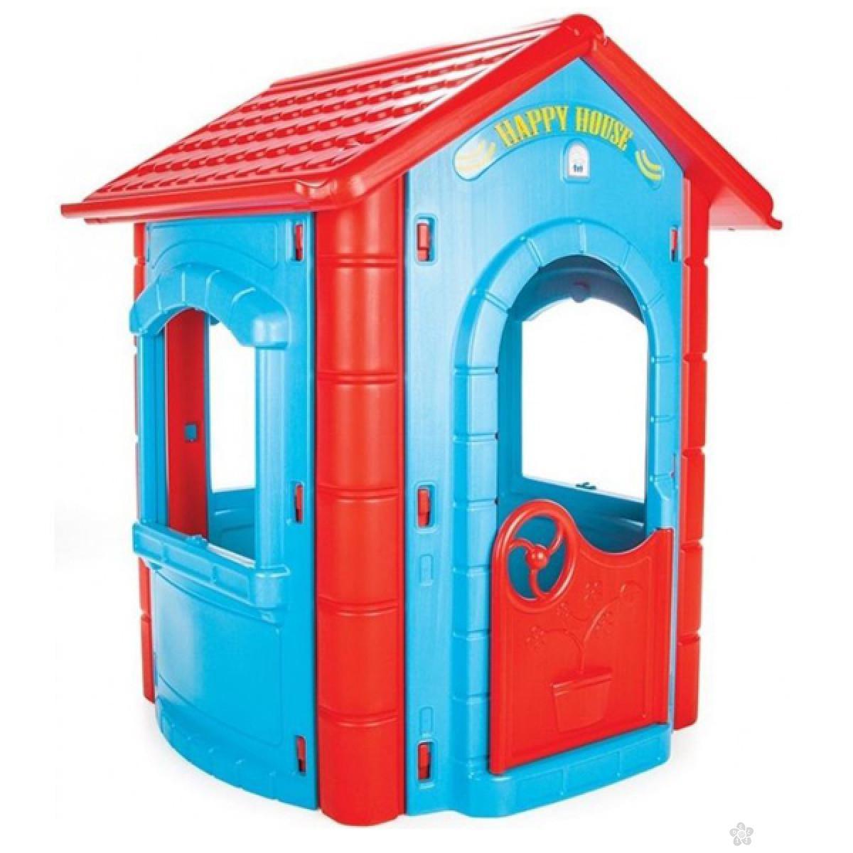 Kućica za decu Happy Pilsan T06098