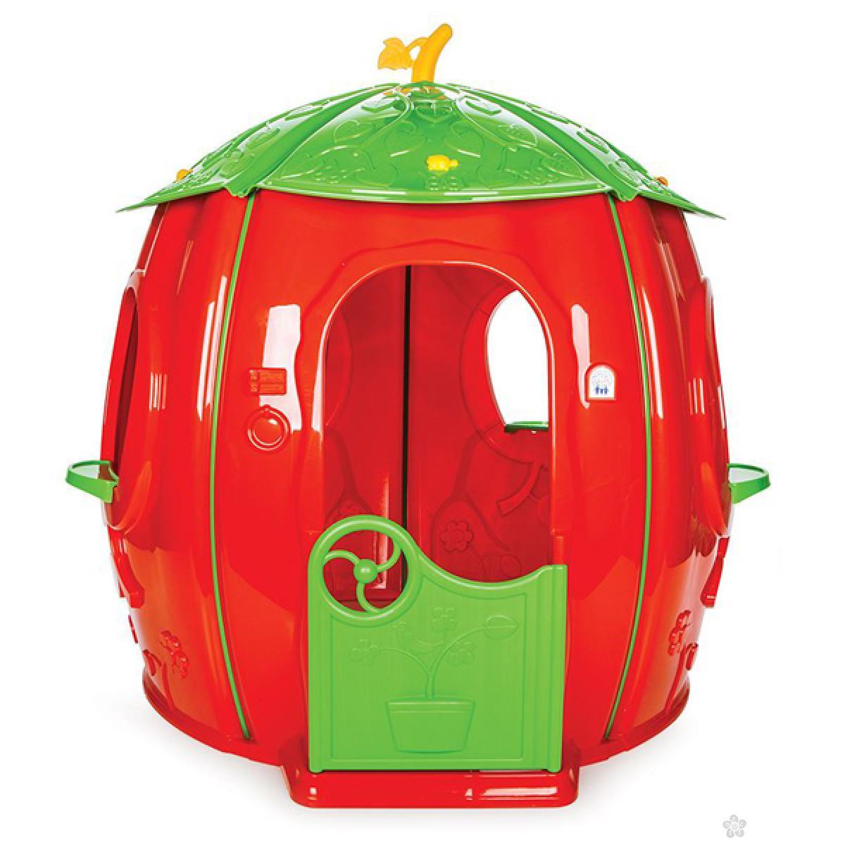 Kućica za decu Bundeva Pilsan 700547