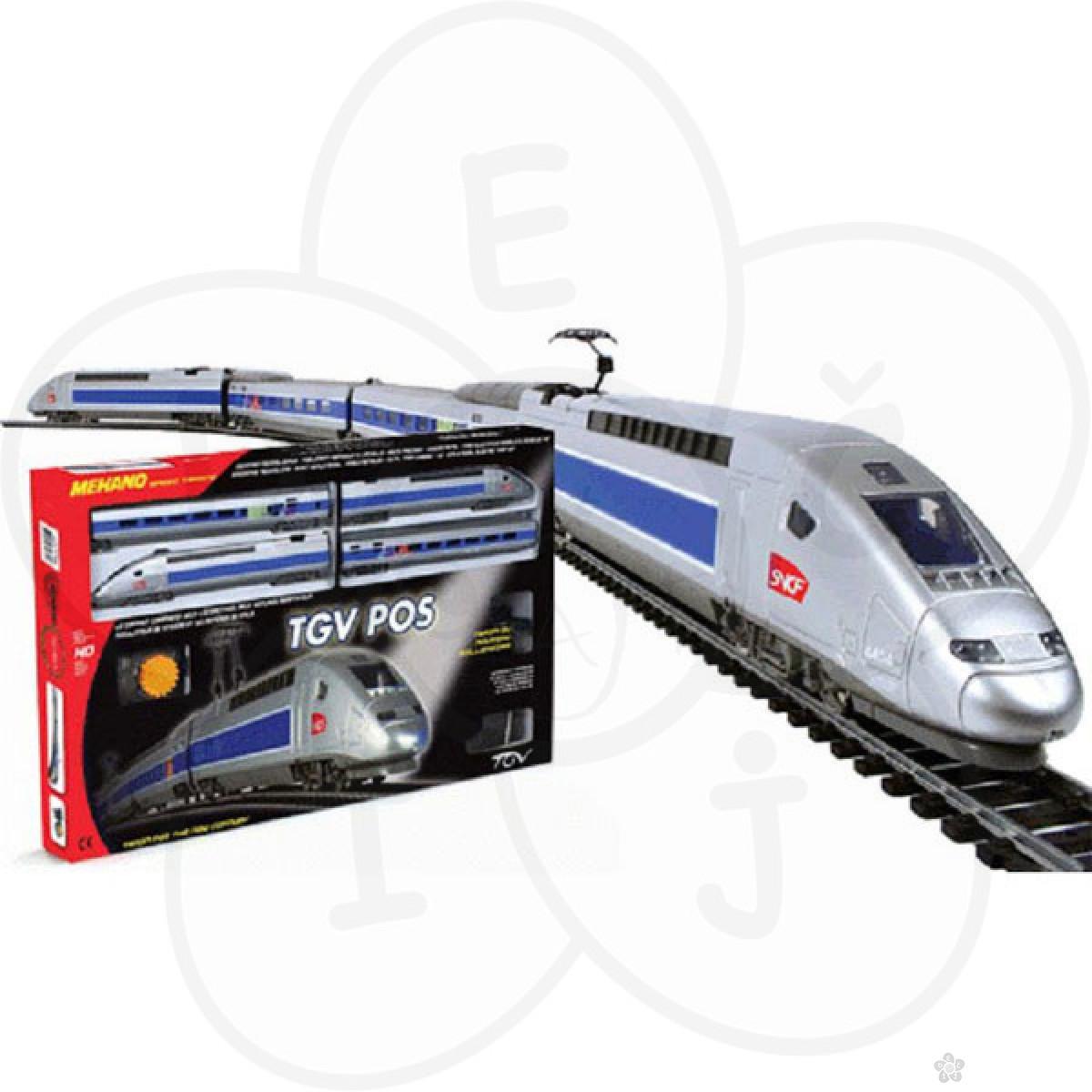 Mehano Voz TGV POS T103