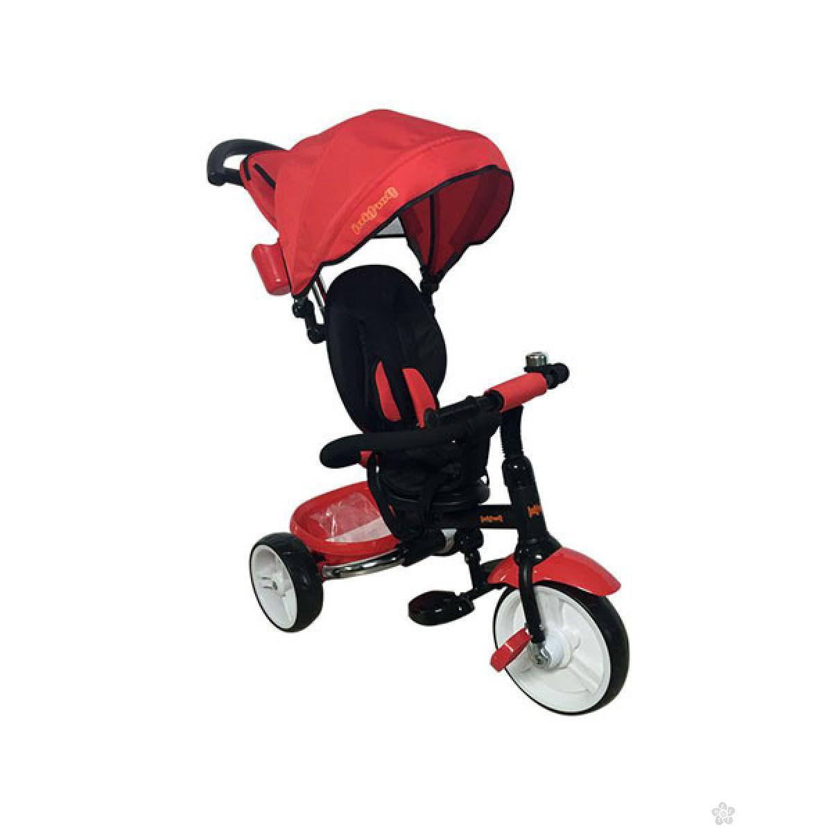 Tricikl za decu crveni T300