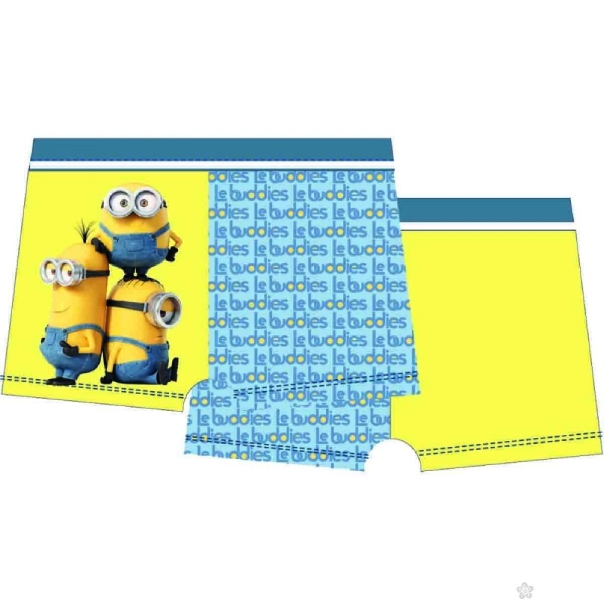Kupaci za decake Stamion box Minions, UN91011