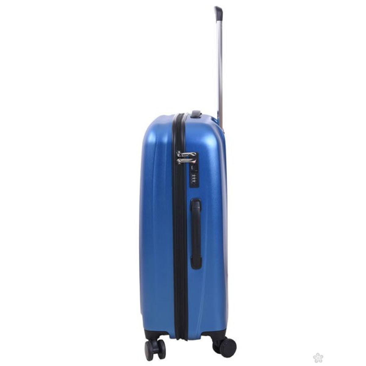 Kofer Pulse Manhattan plavi 24inch X21156