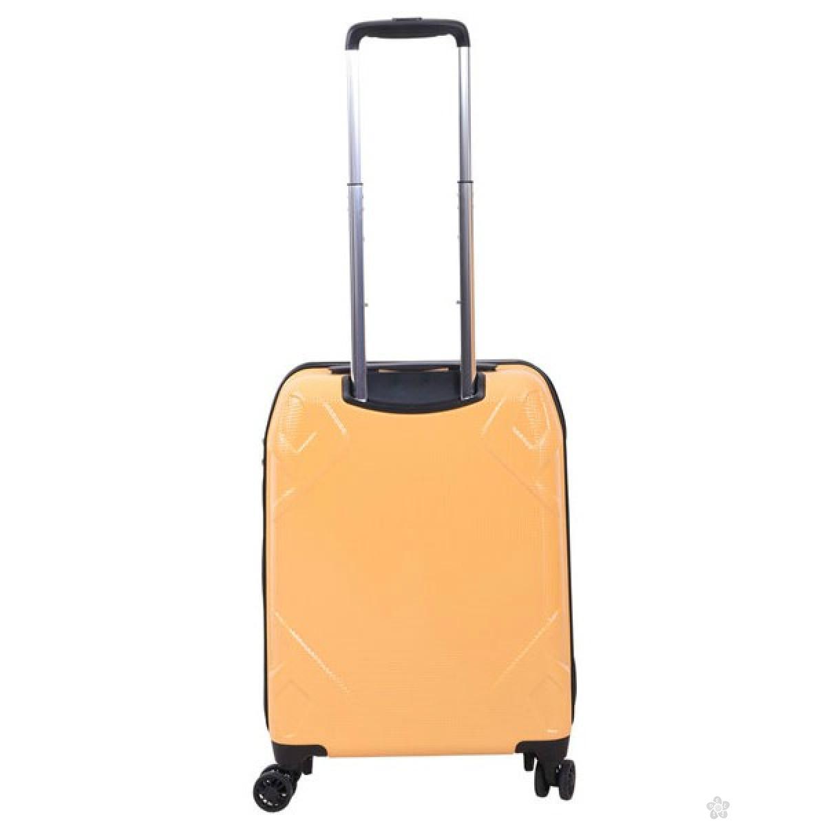 Kofer Pulse Soho žuti 20inch X21160