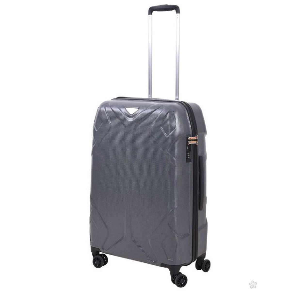 Kofer Pulse Soho sivi 24inch X21162