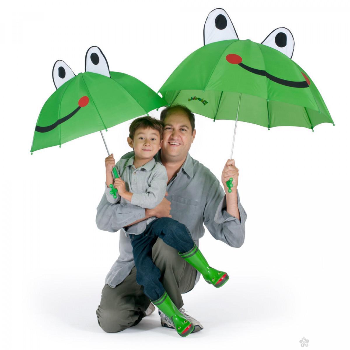 Kišobran za odrasle Kidorable Žaba